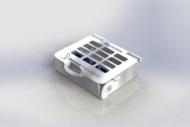5-Compartment Punch Support Box