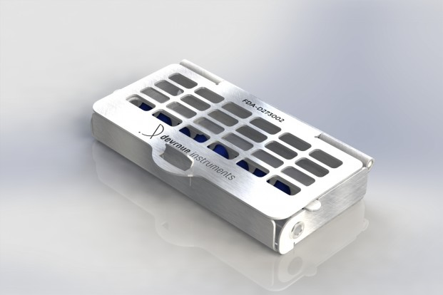 9-Compartment Punch Support Box